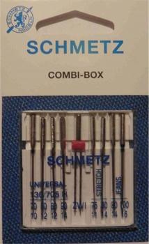 Schmetz combi assortiment